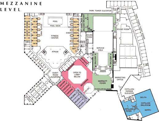 69+ Marriott Wardman Park Floor Plan - Meeting Stam Marriott Wardman ...